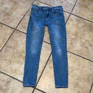 American Eagle Jegging Skinny Jeans Size 6